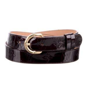 💯 Authentic Preloved Louis Vuitton Belt